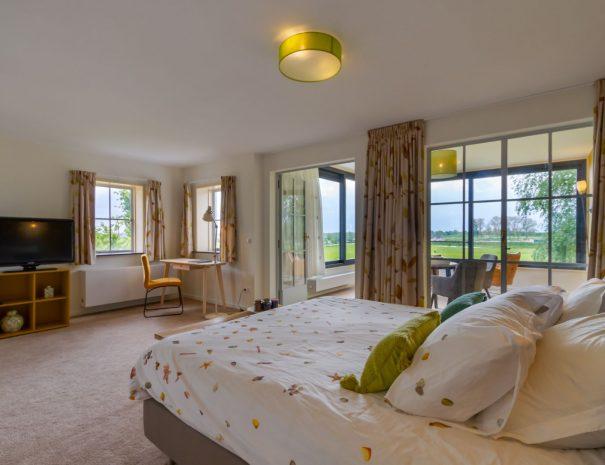 Rhenen suite slaapkamer