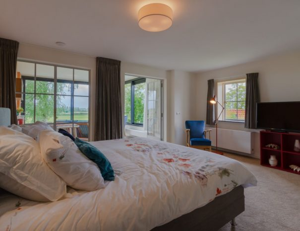 Slaapkamer amerongen suite 2