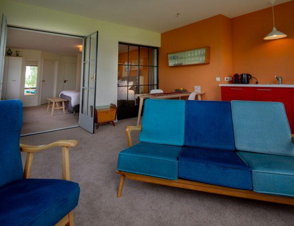 Woonkamer Amerongen suite